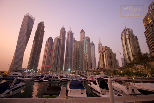 "Dubai Marina • <a style=""font-size:0.8em;"" href=""http://www.flickr.com/photos/104879414@N07/20044731519/"" target=""_blank"">View on Flickr</a>"