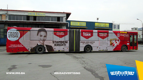 Info Media Group - Ziraat Bank, BUS Outdoor Advertising, Sarajevo 03-2015 (5)