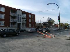 DSCF0050 (bttemegouo) Tags: quartier 54 condo montréal montreal rosemont 790 construction phase 1 rachel julien chateaubriand 5661 batiment ville architecture
