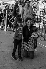 Manda familiar (SeñorNT) Tags: virgen guadalupe incada rodillas walk boys street slp