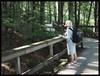 wife in the woods... (iEagle2) Tags: ep2 ehefrau female femme frau olympusep2 olympuspen sweden summer woman wife woods