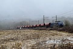 Régiorail sous la neige (BB 67482) Tags: régiorail bb27000 bb27151 neige fret