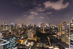 Bangkok Skyline (Cho Shane) Tags: bangkok thailand skyline highrises buildings city urban urbandecay night nightphoto scenery scenic sceneryphotography sceneryphoto scenerylove sceneryporn nightphotography nightlife nightpicture amazing amateur amazingshot amazingbeauty amazingview amazingcomposition amazingsight clouds cloudporn cloudy slowshutter beautiful beauty beautifulview beautifulcomposition beautifulcolors breathtaking colorful composition dslr dslrphotography dslrcamera downtown evening fantastic fantasticlight nikon nikond610 nikon2470 nikkor stunning stunningbeauty stunningview stunningshot stunningmoment