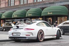 Gemballa (Beyond Speed) Tags: porsche 991 911 gt3 supercar supercars automotive automobili car cars carspotting nikon white london knightsbridge spoiler tuning gemballa worldcars