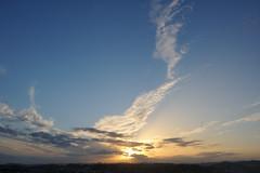 Sunrise over Oleiros (Gabriel Bussi) Tags: lacoruña acoruña coruña galicia galizien ガリシア spain spanien españa espagne spagna スペイン culleredo oleiros burgo sunrise sonnenaufgang salidadelsol amanecer dawn sonne sole sol たいよ sky himmel cielo ciel 空 nubes clouds wolken 雲