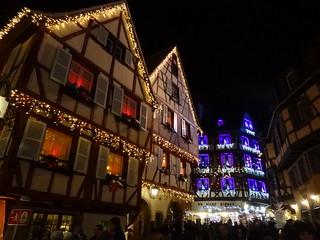 Colmar Night Christmas