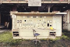 Redundant. [Explored] (Johannes Burkhart) Tags: factory urbex abandoned decay powerplant germany industry urban paper exploration lostplace