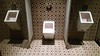 Urinals At The Nomad Hotel (Joe Shlabotnik) Tags: january2016 2016 bathroom galaxys5 cameraphone urinals