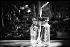How can emptiness be so heavy? (Leitratista) Tags: nikond3400 nikondslr blackwhite bw empty glass cup explore lovephotography soulful hobby snapseed 1855mmafpvrkit nikkor