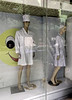 Modern Nursing Fashion (cowyeow) Tags: nurse nursing doctor medical asiannurse china dolls dummy mannequin shop chinese mannequins store weird fashion clothing funny funnychina shenzhen asia asian guangdong strange 深圳 mall reflection creepy