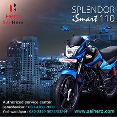 ismart 110 (saiheromotors) Tags: sai hero showroom