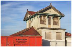 Pavilion, Dunbar-3 (Gordon_Farquhar) Tags: dunbar west barns beach lothian ness lighthouse torness power station scotland scottish east coast