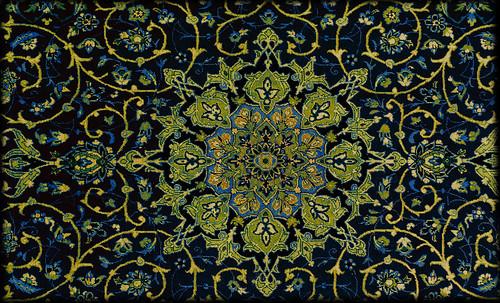"""Alfombras, espacios íntimos que simbolizan templos, árboles de la vida y el conocimiento, astros y paradisos. • <a style=""""font-size:0.8em;"""" href=""""http://www.flickr.com/photos/30735181@N00/32610069785/"""" target=""""_blank"""">View on Flickr</a>"""