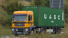D - Babylon Transport >UASC< MAN TGA LX (BonsaiTruck) Tags: babylon uasc man tga lkw lastwagen lastzug truck trucks lorry lorries camion