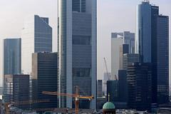 Frankfurt Skyline (bcmng) Tags: frankfurt frankfurtskyline frankfurtcathedral frankfurtrömer winxriversidetower frankfurtmain ecbfrankfurt skyscraper frankfurthighrise highrise paulskirche commerzbank henningerturm myzeilfrankfurt massimilianofuksas kspjürgenengel christophmäckler normanfostercommerzbank