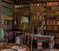 Vyne Basingstoke NT-48 (derena_d. (Thanks for 1+ Million Views)) Tags: england canon many library books hampshire nationaltrust lots basingstoke alot thevyne vyne canonphotography 15challengeswinner