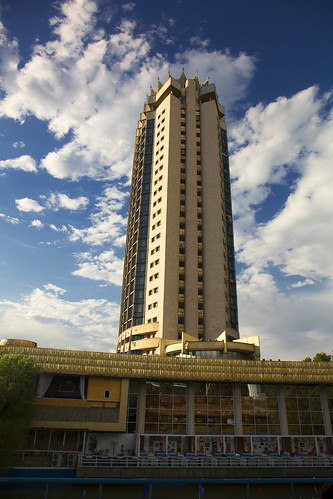 гостиница Казахстан, Алматы \ Kazakhstan hotel, Almay