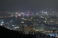 Fei Ngo Shan night view (leo shy) Tags: landscape hongkong nightview feingoshan
