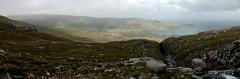 Climbing Halleval, Isle of Rum (Mumbles Head) Tags: mountains islands scotland highlands rum isleofrum