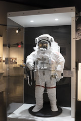 Canadian Aviation and Space Museum (lmwdesign) Tags: ontario canada museum ottawa capital fujifilm spacesuit 27mm casm xe2 canadianaviationandspacemuseum
