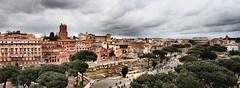 -ROME- (Explore) (Roberto Rubiliani) Tags: travel italy panorama rome history architecture canon ruins italia roman eos350d architettura rubiliani