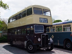 Lowestoft Corporation AEC Regent II (GBJ 192) - East Anglian Transport Museum 16-05-15 (APB Photography) Tags: 21 lowestoft carltoncolville aecregentiii eastangliantransportmuseum gbj192 lowestoftcorporation