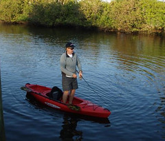 Sierra-10 Fishing Sit-In Kayak