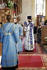 104. The Commemoration of the Svyatogorsk icon of the Mother of God / Празднование Святогорской иконы Божией Матери