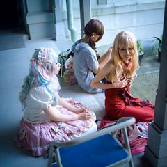 unposed photo (noritakauchida) Tags: portrait mamiya photo kodak unposed proback645 mamiyaaf55mmf28