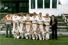 "Steeton 1st XI 1993 Keighley Cup • <a style=""font-size:0.8em;"" href=""http://www.flickr.com/photos/47246869@N03/19608953140/"" target=""_blank"">View on Flickr</a>"