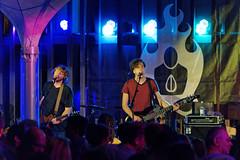 Passafire (mattrkeyworth) Tags: people music concert gig band musik konzert knoll würzburg weinfest weingutamstein passafire hoffestamstein sel70200g sandraknoll ludwigknoll sonya7r