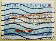 great stamp Croatia 2.40 (Korula town; Curzola, , , ) peat Hrvatska marke Briefmarke Kroatien timbre Croatie Chorwacja znaczek   marka Crocia selo Croazia francobollo bollo   Hrvatistan pullar postage porto Croacia (thx for sending stamps :) stampolina) Tags: blue water postes painting town meer wasser ship cityscape stamps croatia stamp porto stadt blau timbre croazia postage franco croacia croatie kroatia marke hrvatska selo marka sello kroatien sellos chorwacja briefmarke  francobollo korula timbres  crocia timbreposte bollo  pullar timbresposte  znaczek hrvatistan  curzola frimerke    timbru   peat   frankatur   jyu