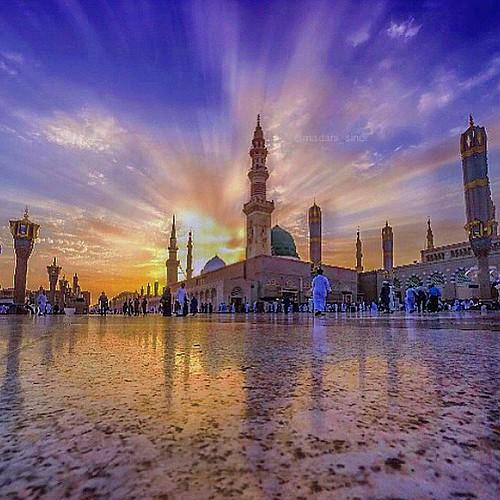 Madinah.... 3 sawal 1436H.🌙 19 juli 2015