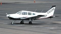 Encore Flight Academy Piper PA-28-151 Cherokee Warrior N300EF (ChrisK48) Tags: airplane aircraft 1977 dvt phoenixaz kdvt cherokeewarrior piperpa28151 phoenixdeervalleyairport encoreflightacademy n300ef