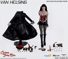 PHICEN PL2015-78 Van Helsing - 20150605152440404040 (Lord Dragon 龍王爺) Tags: hot scale toy doll action figure 16 seamless 12in onesixth phicen