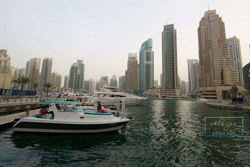 "Dubai Marina • <a style=""font-size:0.8em;"" href=""http://www.flickr.com/photos/104879414@N07/20043490118/"" target=""_blank"">View on Flickr</a>"