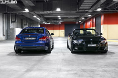 IMG_1180 (Joseph Hui (J_HUI)) Tags: blue canon euro bmw 1740 1series stance 3series x5 tigerclaw f4l e85 e87 e93 135i jhui