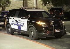 Elk Grove PD Canine (dcnelson1898) Tags: elkgrove california elkgrovepolicedepartment sacramentopolicedepartment ford fordexplorer lawenforcement police policecar firstresponder blackandwhite night event run projectendure