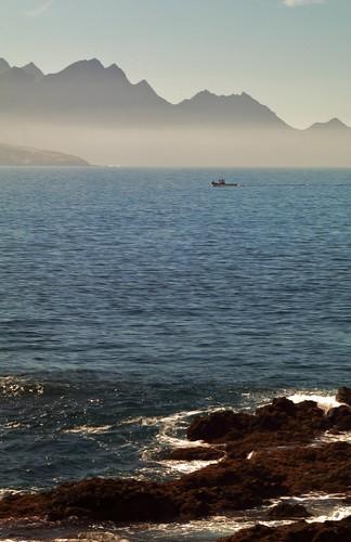 Puerto de Las Nieves. Agaete.