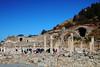 IMG_4406a (goaniwhere) Tags: ephesus ephesusturkey turkey ancientcity historicsite history rubble ruins grandtheatre libraryofcelsus mycenean