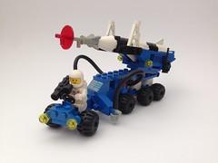 Lunar Rocket Launcher, from 1984 (nz-brickfan) Tags: lego classic toys space classicspacelego rocketlauncher afol legophotography toyphotography vintagetoys