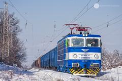 Up the hill (cossie*bossie) Tags: electric locomotive 46 036 elena 46036 le5100 reloc sa craiova electroputere bdz class bulgarian railways pobit kamak bulgaria freight cargo train