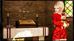The Meaning of Christmas (R a c h e l P r i c e) Tags: truthhair catwa maitreya glamaffair labelmotion uber addams frisland