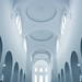 alien worship (s.W.s.) Tags: augsburg germany church stmoritz indoor architecture architectural arches abstract symmetric symmetry nikon lightroom