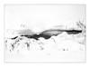 Winter Arabesque (Astroredg) Tags: bw nb balckandwhite noiretblanc hiver winter flaque puddle arabesque snow neige monochrome highcontrast hautcontrastes contrastesélevés arcs arques fléchi bending weakening affaiblir fluffy duveteux duvet fluff minimalist minimaliste minimalistic exterior extérieur grass weeds herbes diffusedlight lumièretamisée tamisé water pond dreamy rêveur