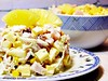 Pineapple Salad (ekspansja smaku) Tags: salad pineapple food holydays