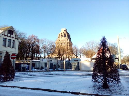 Volkerschlachtdenkmal, Leipzig