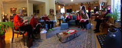 Christmas Dinner Panos (Craig James White) Tags: canada ontario brucecounty saugeenshores portelgin christmas dinner