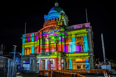 Hull City Hall - Made in Hull (Neil Nicklin Photography) Tags: 2017hull hull hull2017 hullcityofculture hullcityofculture2017 madeinhull madeinhull2017 neilnicklin openingevent preparations
