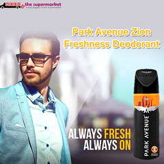 Park Avenue Zion Freshness Deodorant (Needs the Supermarket) Tags: parkavenuezionfreshnessdeodorant park avenue zion freshness deodorant needsthesupermarket healthybeautyproducts beauty beautyproducts needsforu